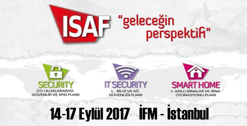 Zimag 2017 ISAF Fuarında Yerini Aldı...
