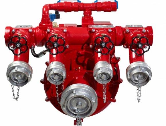 ZMG 300 - ZMG 200 Normal & Yüksek Basınçlıİtfaiye Pompası