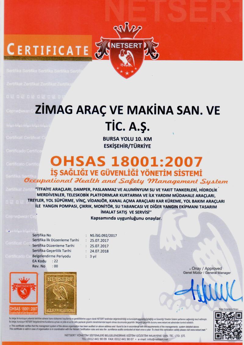 OHSAS 18001.2007