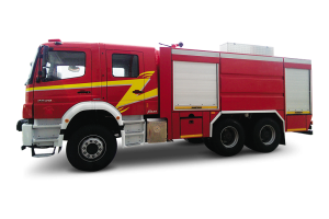 FIRE FIGHTING DOUBLE CAB