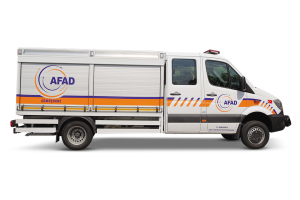 RESCUE VEHICLE/AFAD